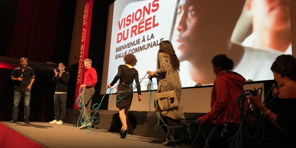 Encordés –  Weltpremiere am Vision du Réel