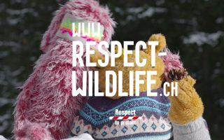 SAC/BAFU Respect Wildlife