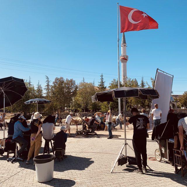 Dreharbeiten zum Spielfilm «Beyto» in der Türkei